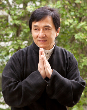 Jackie Chan - Philanthropist and Founder of International Charity