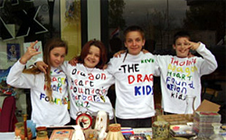 The Dragon Kidz - Selling Toys to Raise Funds for JC Dragon's Heart Europe