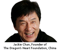 Jackie Chan European Charity in Germany
